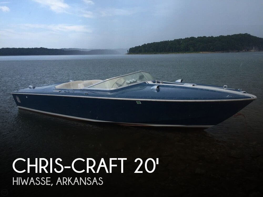 Used Boats For Sale in Springfield, Missouri by owner   1969 Chris-Craft 20