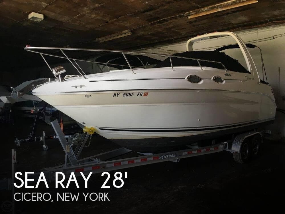 Used Sea Ray 28 Boats For Sale by owner | 2004 Sea Ray 28