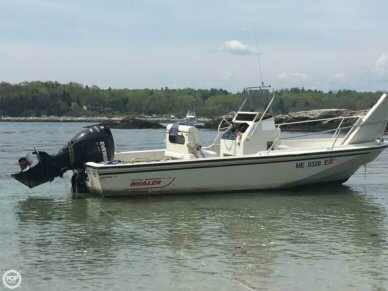 Boston Whaler 17, 17', for sale - $16,400