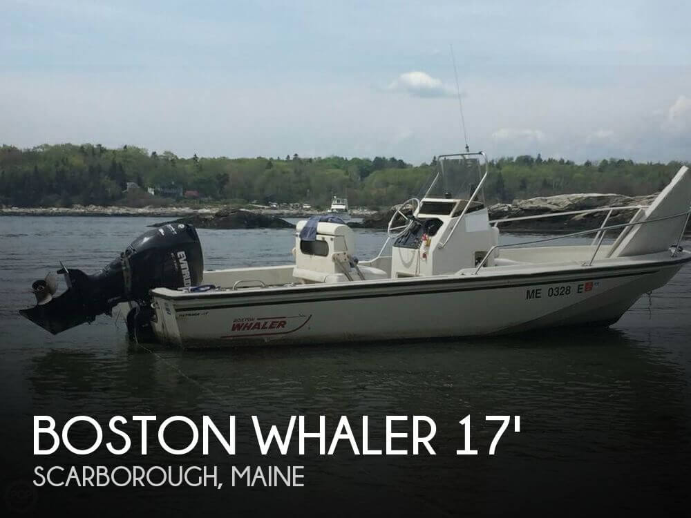 Used Boston Whaler 17 Boats For Sale by owner | 1993 Boston Whaler 17