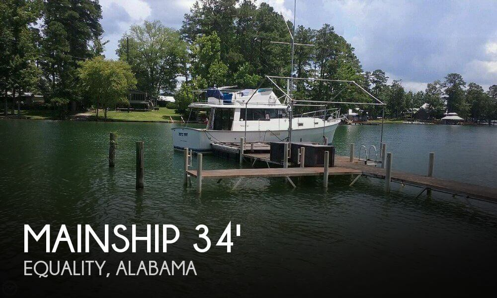 Used Boats For Sale in Birmingham, Alabama by owner | 1979 Mainship 34