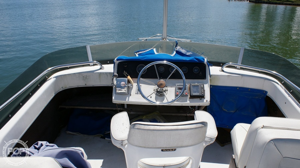 1979 Mainship boat for sale, model of the boat is 34 Diesel Cruiser & Image # 12 of 40
