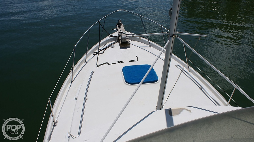 1979 Mainship boat for sale, model of the boat is 34 Diesel Cruiser & Image # 13 of 40