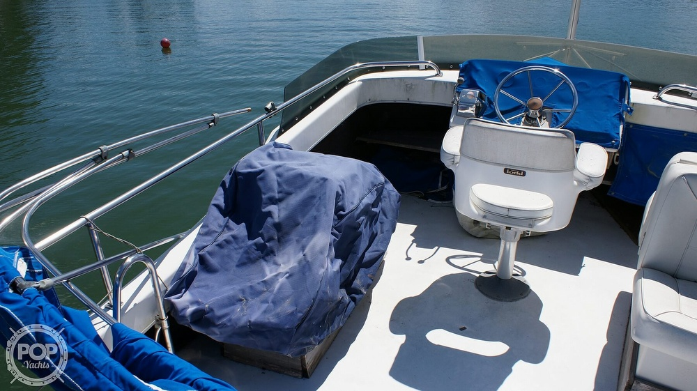 1979 Mainship boat for sale, model of the boat is 34 Diesel Cruiser & Image # 16 of 40