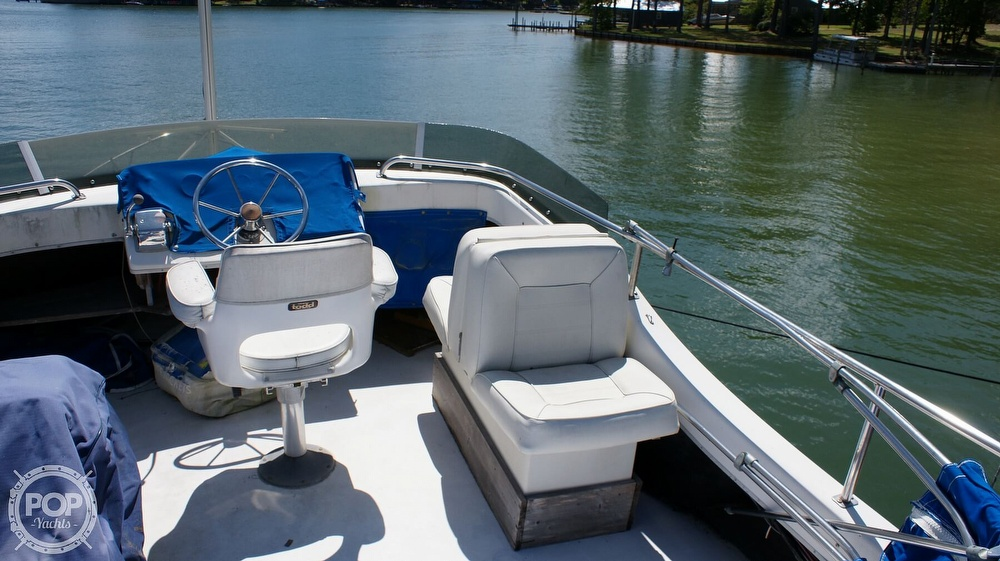1979 Mainship boat for sale, model of the boat is 34 Diesel Cruiser & Image # 18 of 40