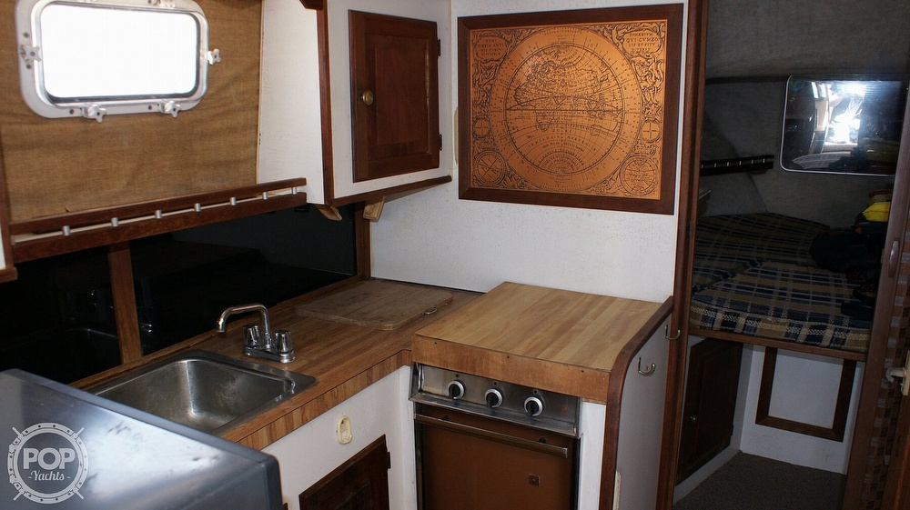 1979 Mainship boat for sale, model of the boat is 34 Diesel Cruiser & Image # 38 of 40