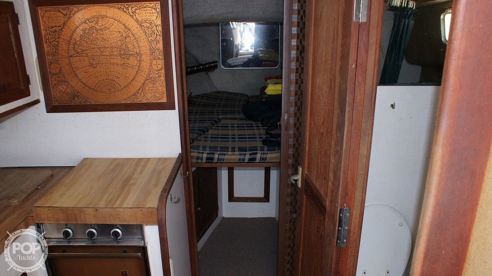 1979 Mainship boat for sale, model of the boat is 34 Diesel Cruiser & Image # 39 of 40