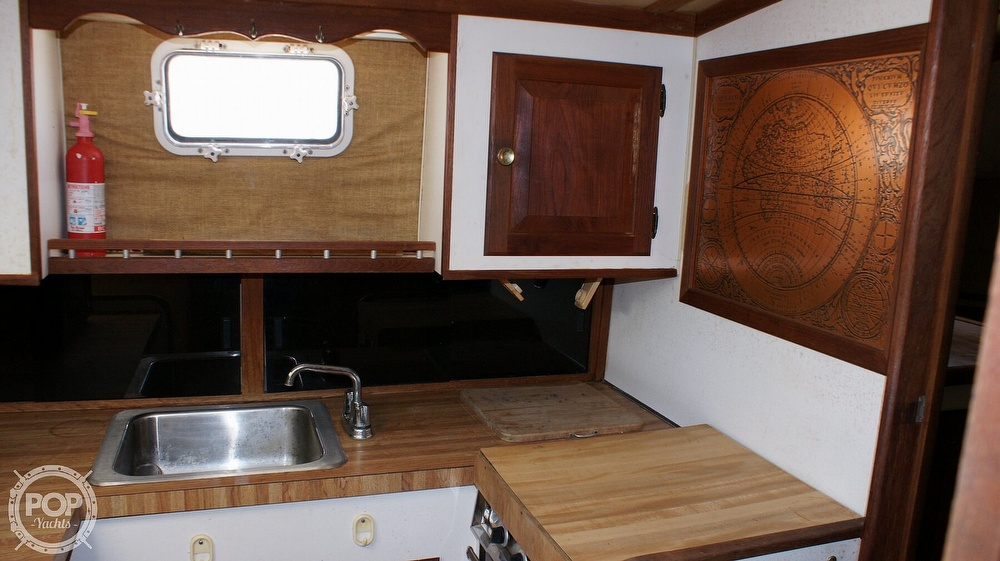 1979 Mainship boat for sale, model of the boat is 34 Diesel Cruiser & Image # 40 of 40