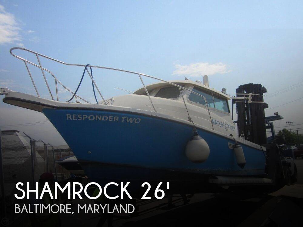 Used Shamrock Boats For Sale by owner | 2006 Shamrock 26
