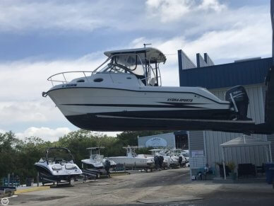 Hydra-Sports 2600 Vector, 26', for sale - $28,900