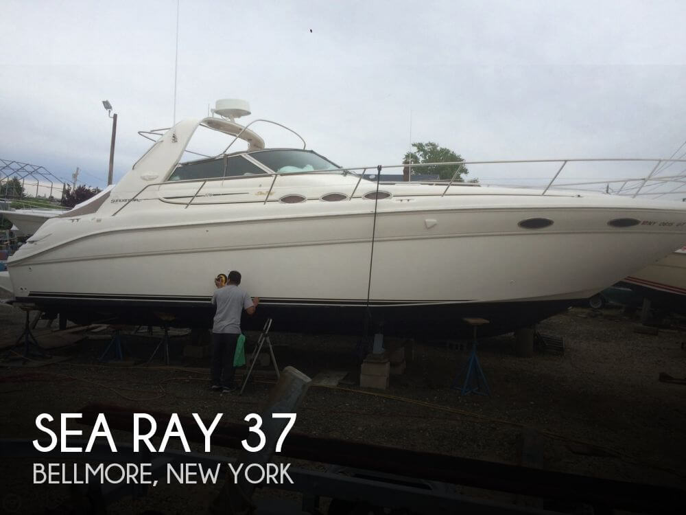Used Sea Ray 37 Boats For Sale by owner | 1998 Sea Ray 37