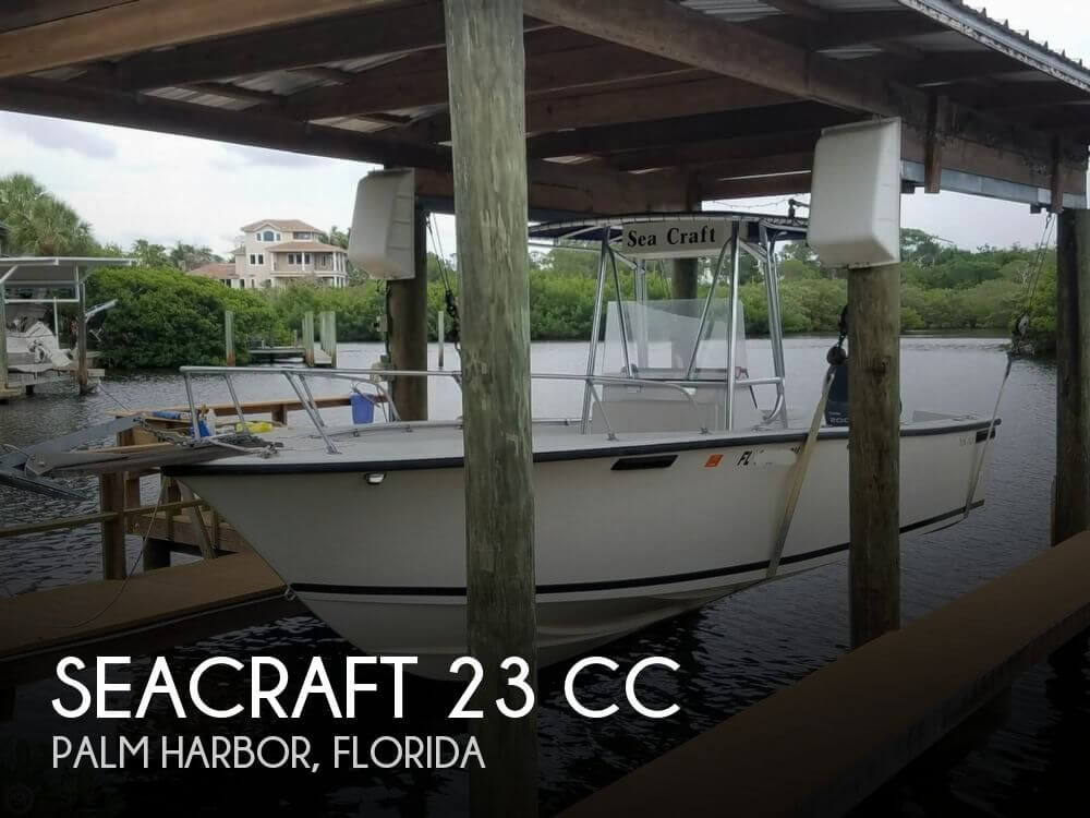 Used SEACRAFT Boats For Sale by owner   1979 SeaCraft 23 CC