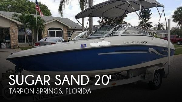 Used Sugar Sand Boats For Sale by owner | 2005 Sugar Sand 20