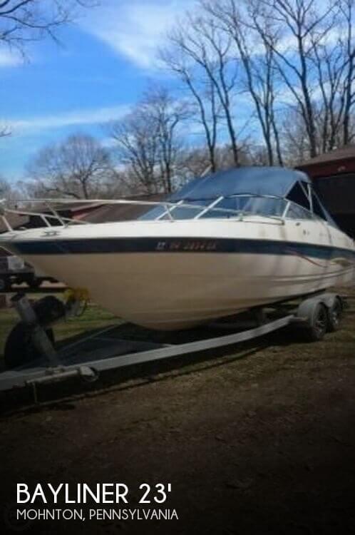 Used Bayliner 23 Boats For Sale by owner | 2001 Bayliner 23