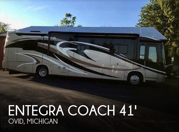2011 Entegra Coach Entegra Coach 40