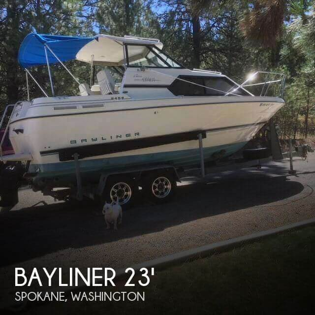 Used Boats For Sale by owner | 1999 Bayliner 24