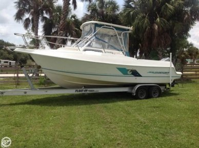 Aquasport 225 Explorer, 24', for sale - $15,900