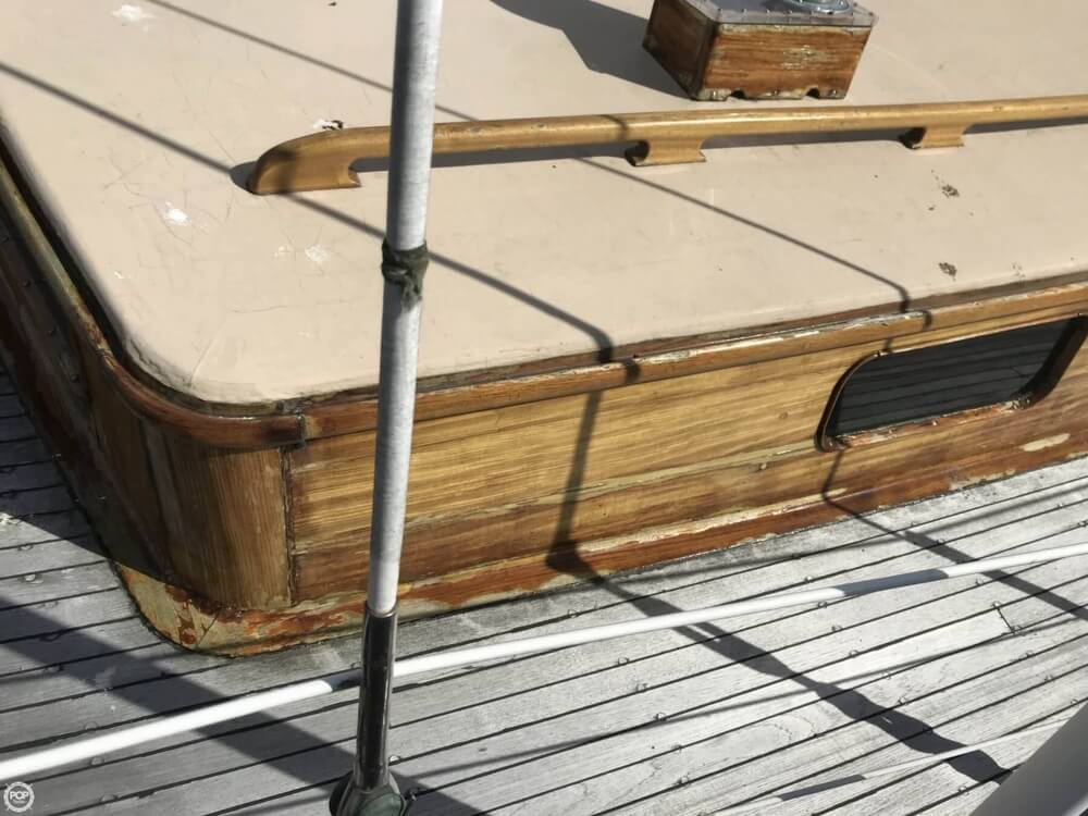 1962 Dutch Built boat for sale, model of the boat is Custom 57 Aalsmeer & Image # 37 of 40
