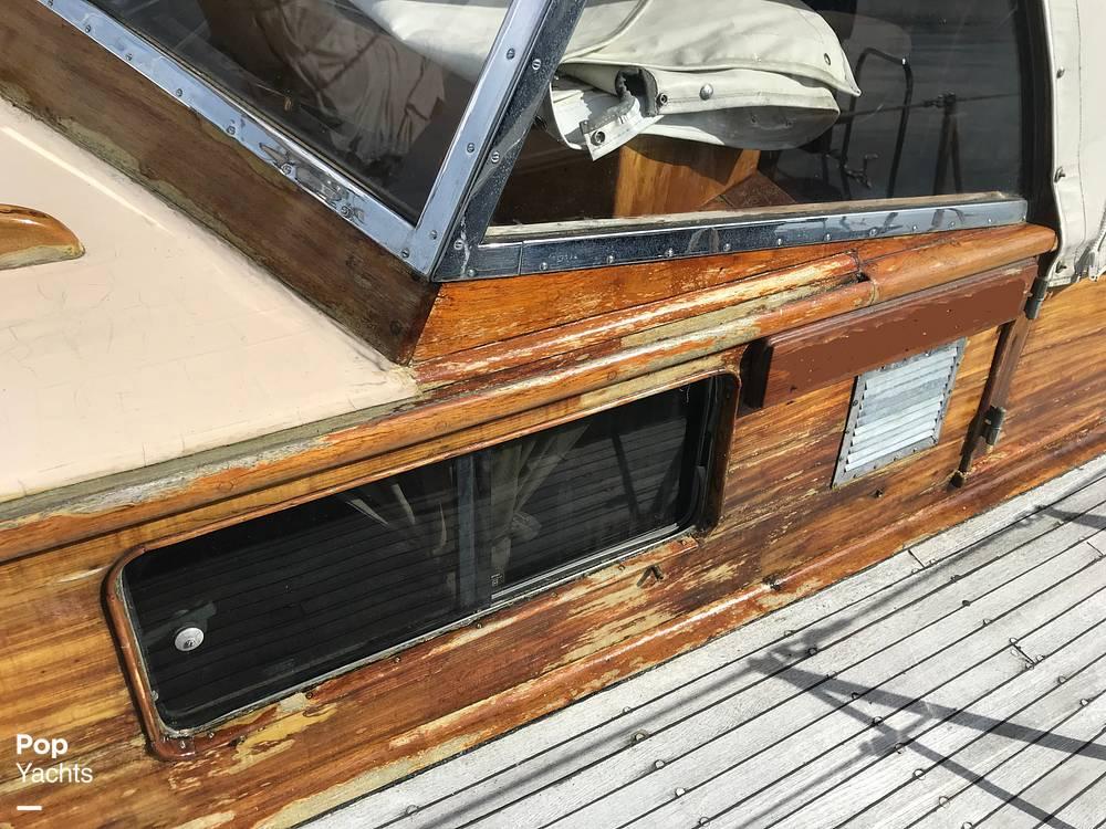 1962 Dutch Built boat for sale, model of the boat is Custom 57 Aalsmeer & Image # 40 of 40