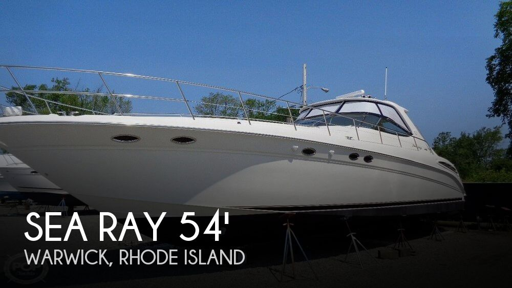 Used Sea Ray Sundancer Boats For Sale by owner | 2001 Sea Ray Sundancer 540