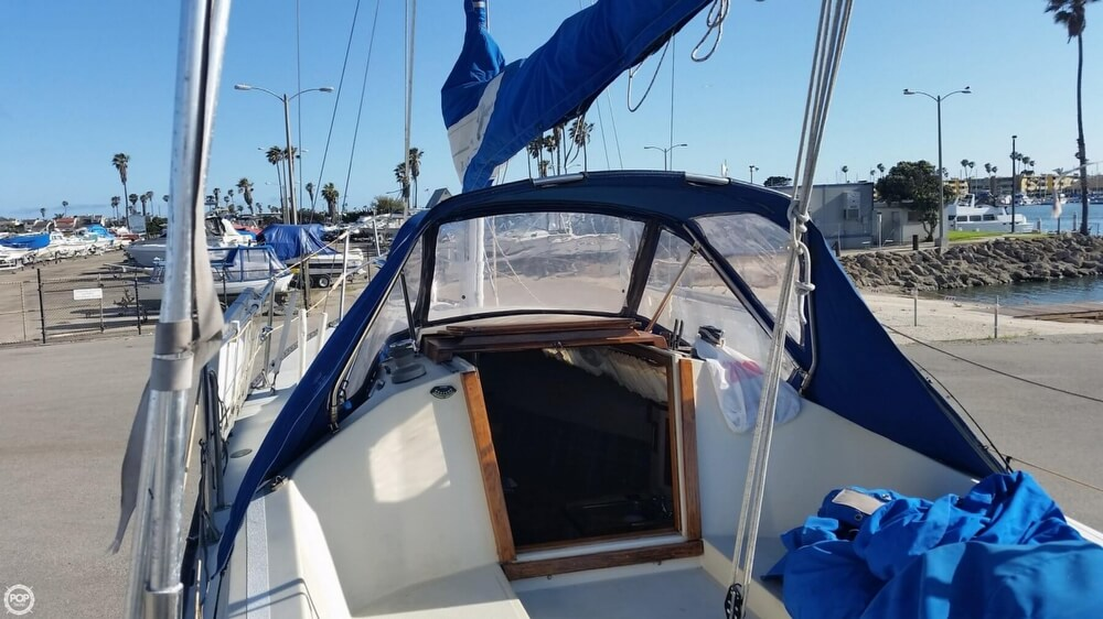 1985 Lancer Boats boat for sale, model of the boat is 27 & Image # 20 of 40