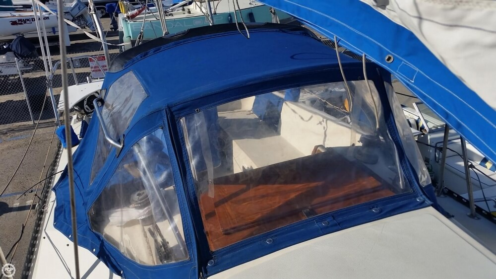 1985 Lancer Boats boat for sale, model of the boat is 27 & Image # 36 of 40