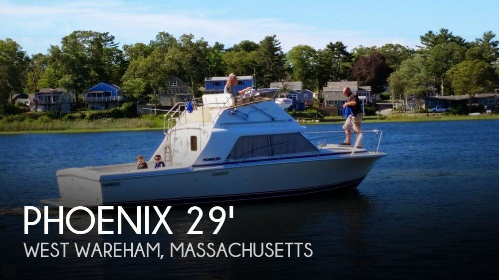 Used Phoenix Boats For Sale by owner | 1984 Phoenix 29