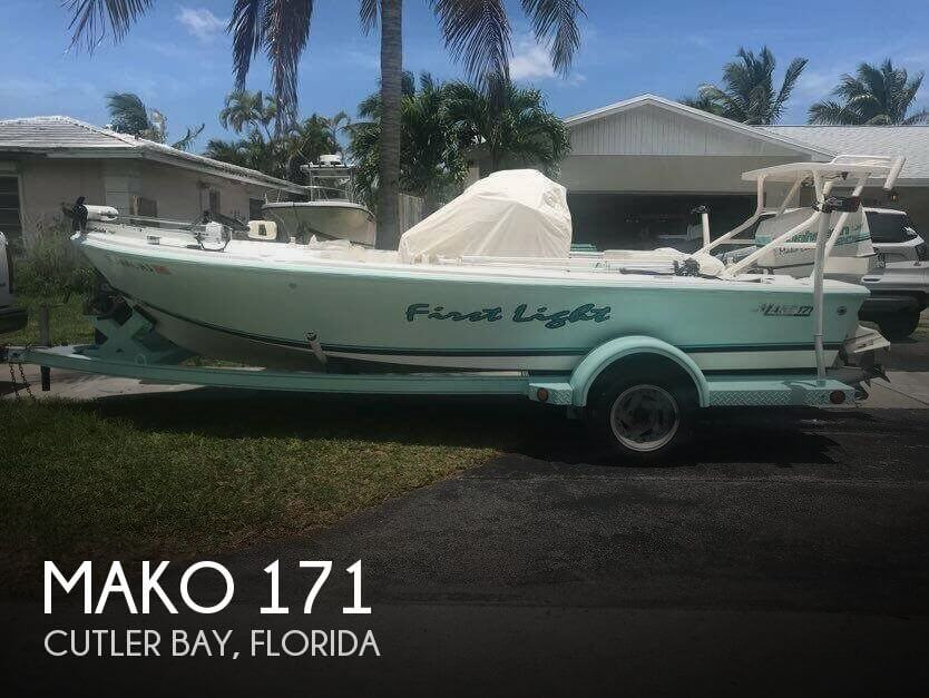 Used MAKO 17 Boats For Sale by owner | 1993 Mako 17