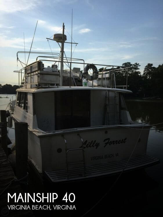 1981 MAINSHIP 40 for sale