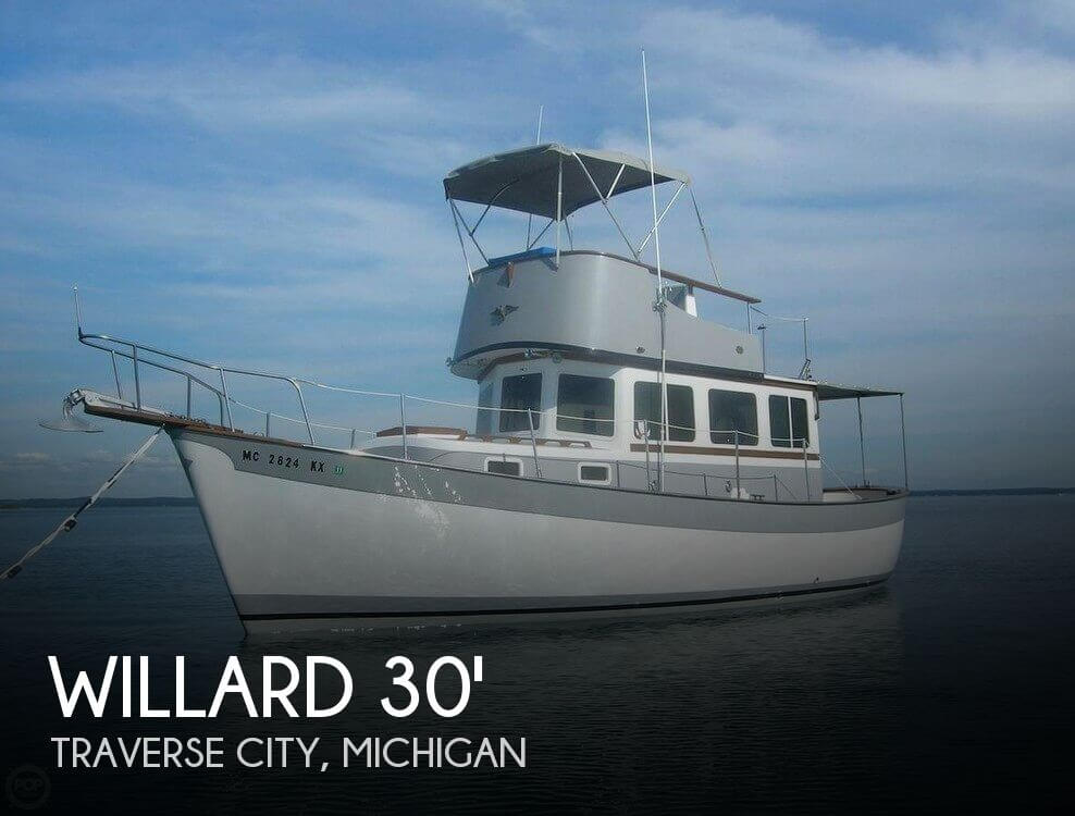 Used Willard Boats For Sale by owner | 1974 Willard 30