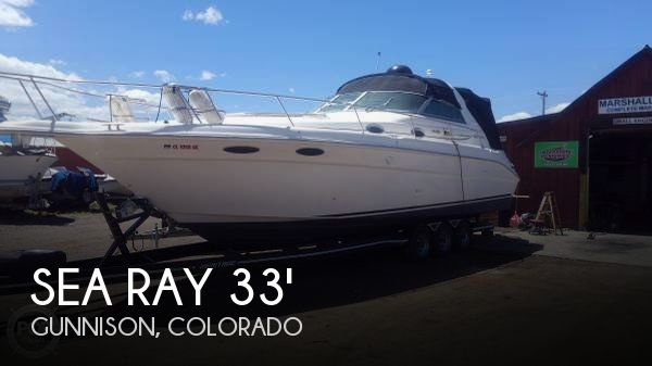 Used Boats For Sale in Colorado by owner | 1998 Sea Ray 33