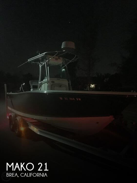 Used MAKO Boats For Sale by owner   2015 Mako 21
