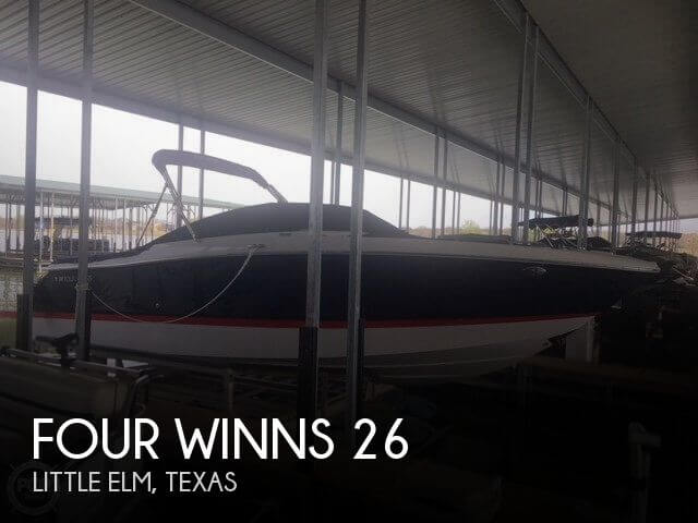 Used Four Winns Boats For Sale by owner | 2015 Four Winns 26
