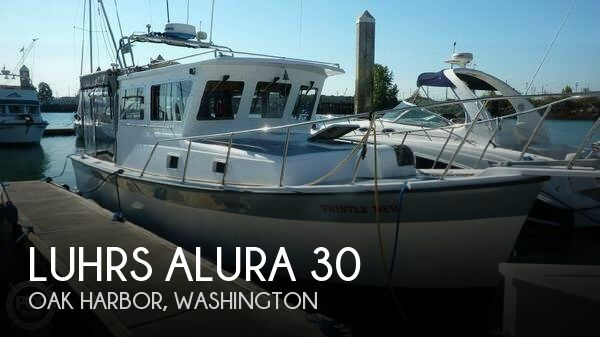 Used Luhrs Boats For Sale by owner | 1989 Luhrs 30