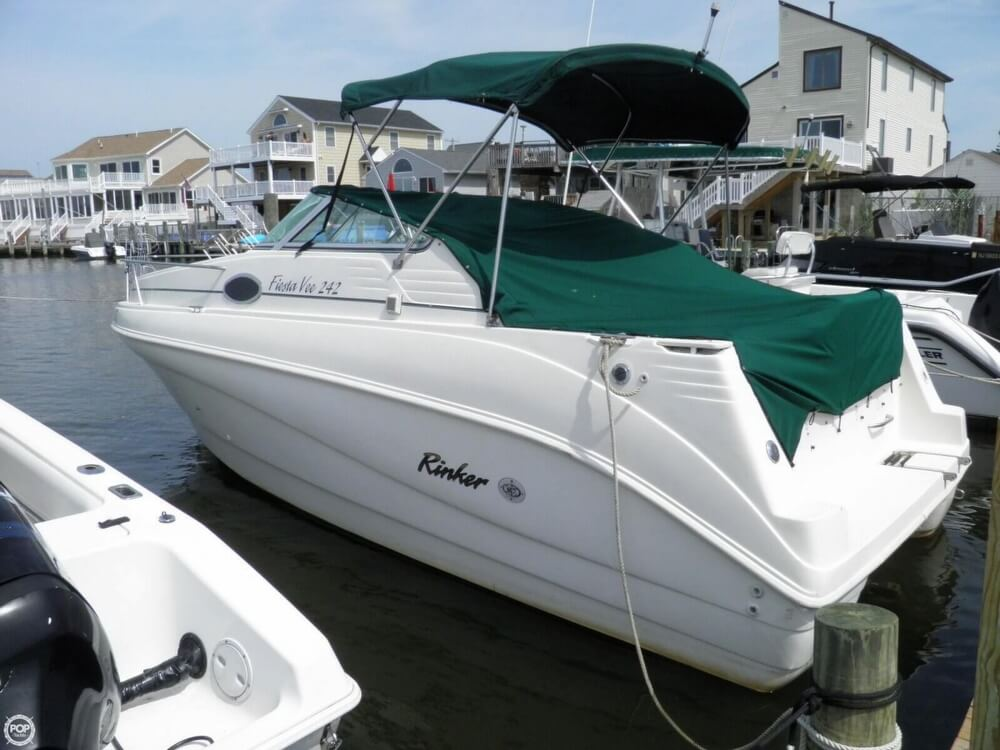 1999 Rinker 242 Fiesta Vee - #$LI_INDEX
