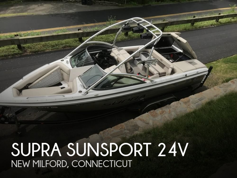 2006 SUPRA SUNSPORT 24V for sale