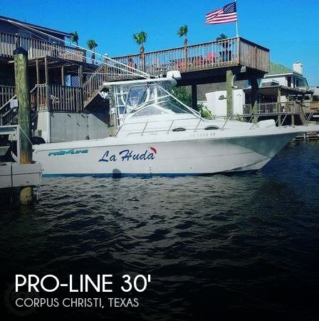Used Pro-Line Boats For Sale by owner | 1998 Pro-Line 30