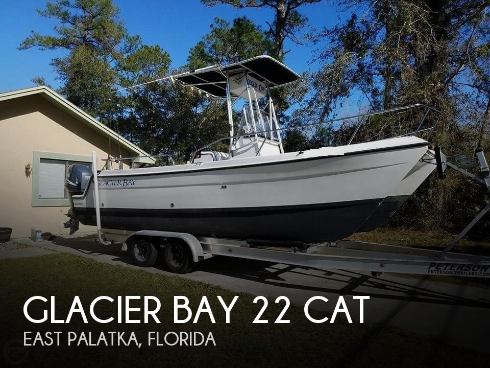 Used GLACIER BAY Boats For Sale by owner | 1998 Glacier Bay 22