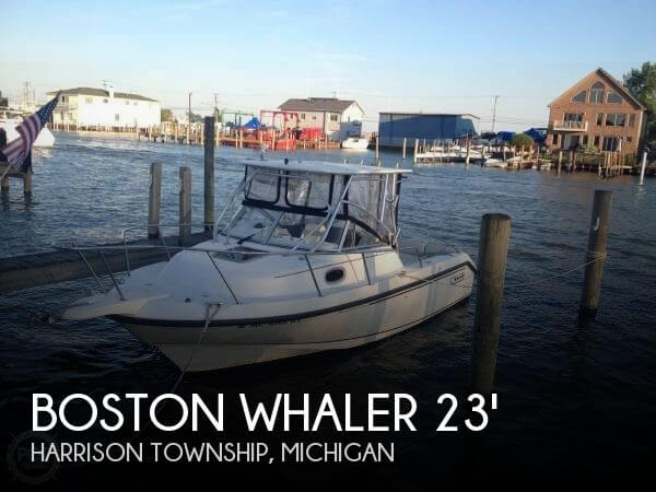 Used Boston Whaler Boats For Sale in Ann Arbor, Michigan by owner | 1999 Boston Whaler 22
