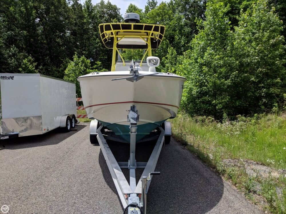 2004 Boston Whaler boat for sale, model of the boat is 240 Outrage & Image # 5 of 40