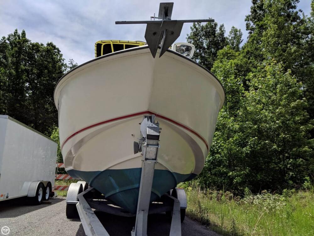 2004 Boston Whaler boat for sale, model of the boat is 240 Outrage & Image # 6 of 40
