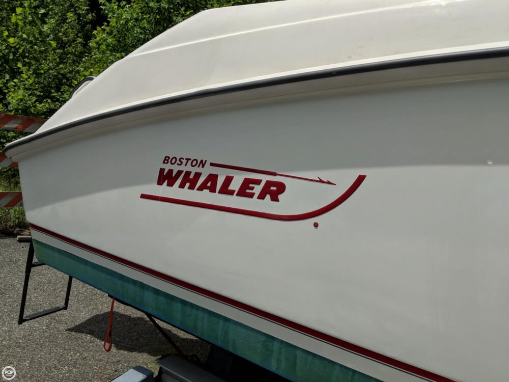 2004 Boston Whaler boat for sale, model of the boat is 240 Outrage & Image # 16 of 40