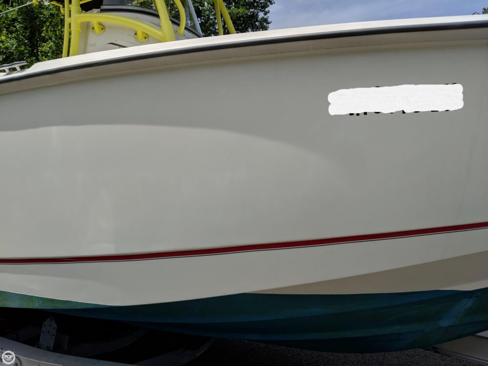 2004 Boston Whaler boat for sale, model of the boat is 240 Outrage & Image # 12 of 40