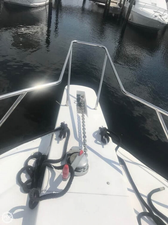 1995 Silverton boat for sale, model of the boat is Convertible 34 & Image # 9 of 40