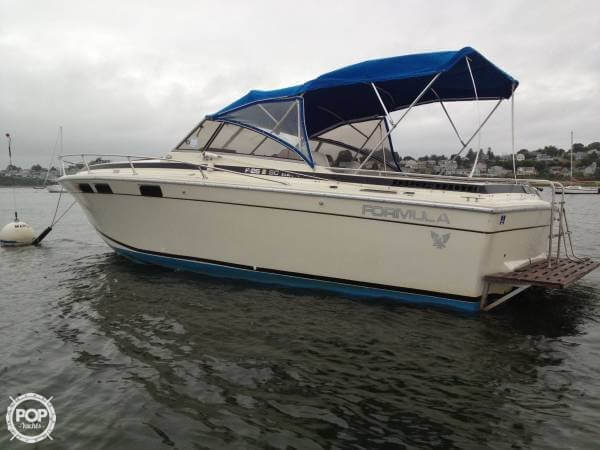 1982 Formula boat for sale, model of the boat is 26 SC Express & Image # 3 of 40