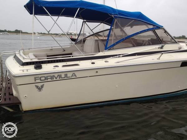 1982 Formula boat for sale, model of the boat is 26 SC Express & Image # 2 of 40