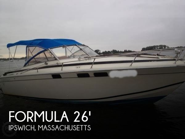 1982 Formula boat for sale, model of the boat is 26 SC Express & Image # 1 of 40