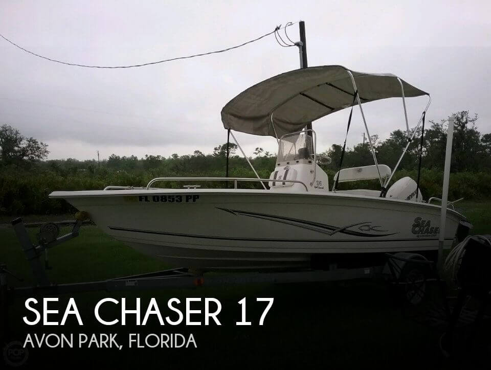 Used Sea chaser Boats For Sale by owner | 2012 Sea Chaser 17