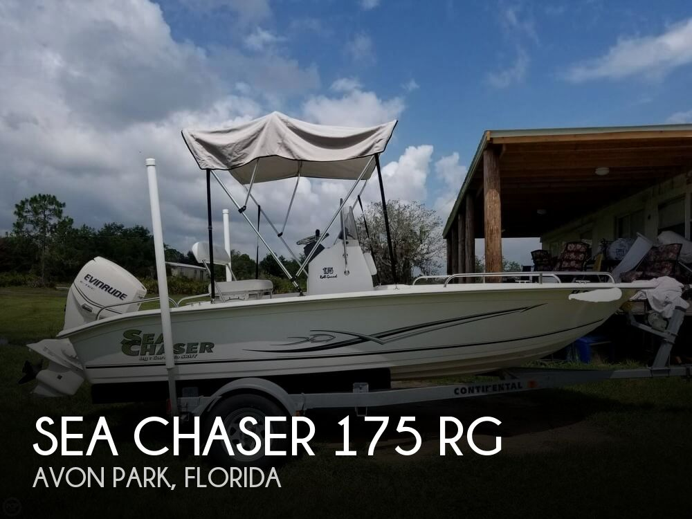 2012 SEA CHASER 175 RG for sale