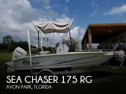 2012 Sea Chaser 175 RG